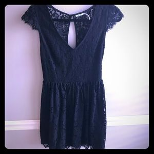Kimchi Blue Lace Mini Dress